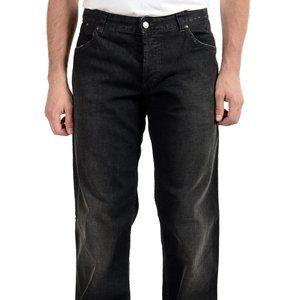 Gianfranco Ferre Men's Dark Gray Jean US 33 IT 49